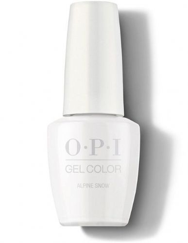 OPI Gelcolor Alpine Snow